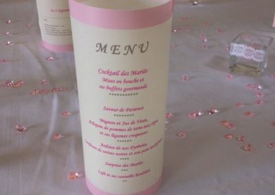 Paradis Blanc Bordeaux, Organisation de mariage